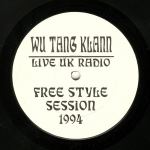 00 Wu-Tang Clan-Live UK Radio Freestyle Session 1994-Bootleg VLS-1994-Side A